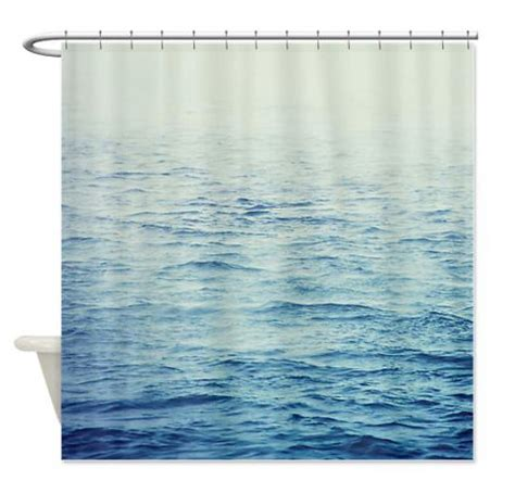 sea themed shower curtains the gallery for gt ocean themed shower curtain
