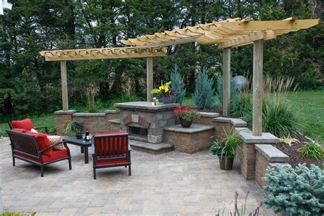 patio landscaping designs outdoor patios landscaping design forever green iowa