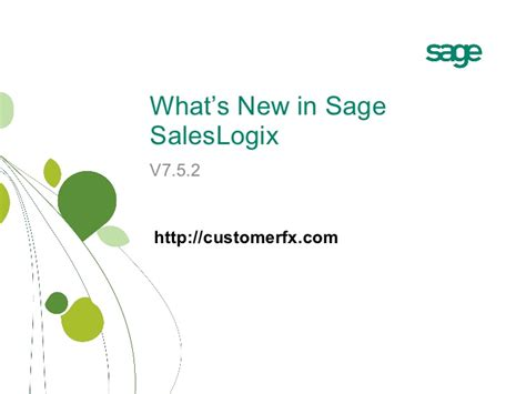 Whats New This Week Sales New New Cds New Dvds New Books 3 by What S New In Saleslogix 7 5 Sp2