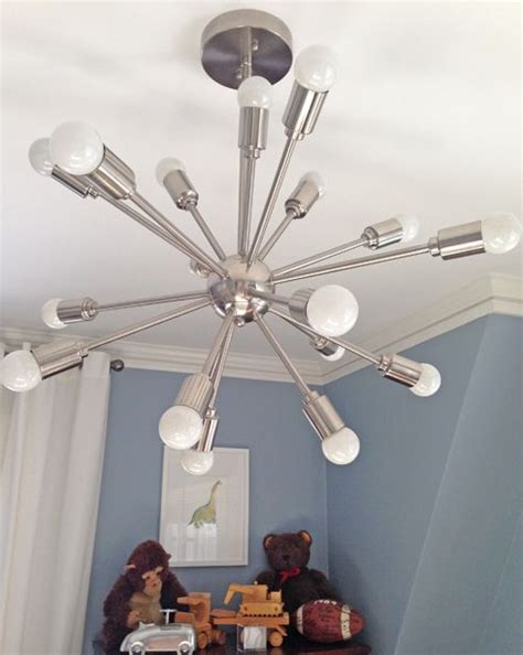 Sputnik Chandelier Lowes Lowes Sputnik Pendant Lighting Modern Lighting From Lowes Things I Want