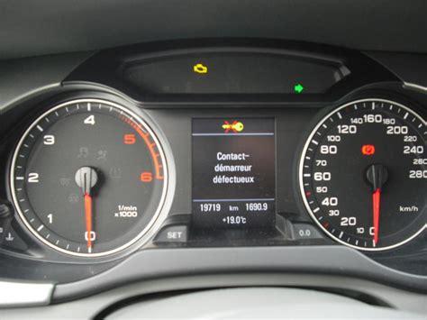 Boite A Clefs 1114 by Audi A4 Berline Et Avant 2008 Et Faq P 296 Topic
