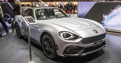 2019 Fiat Spider by 2019 Fiat 124 Spider Configurations Specs Changes