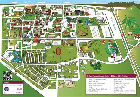 nmsu map cus computers student technology new mexico state