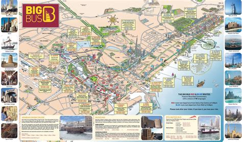 map of the world dubai dubai sights map check out dubai sights map cntravel