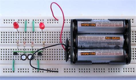 breadboard circuit for beginners about electronics start electronics as a hobby or career