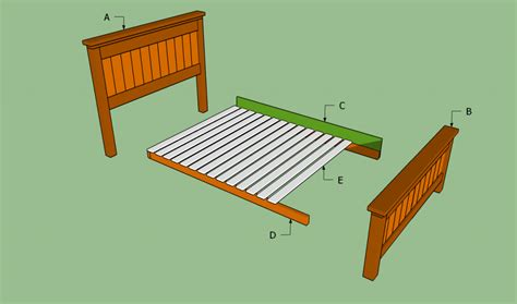 how to build bed frame how to build a queen size bed frame howtospecialist