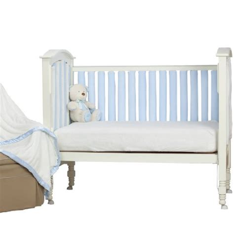 Crib Bumper Pad Safety by Why Crib Bumper Pads Are Not Safe And 4 Alternatives