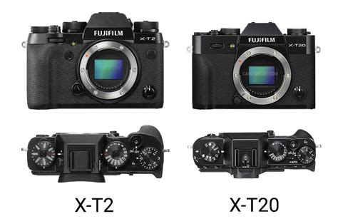 Artificial Intelligence Budget Fujifilm X T20 Vs Xt2 What S The Difference