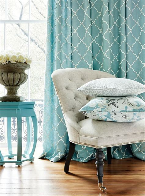 turquoise home decor ideas the 25 best ideas about turquoise curtains on pinterest