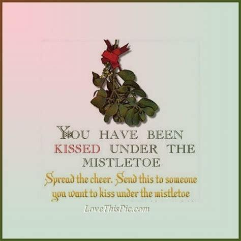 kissed   mistletoe pictures   images  facebook tumblr