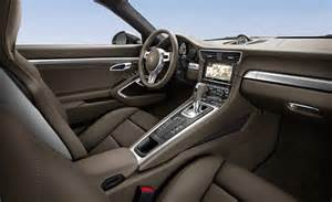 911 Porsche Interior Car And Driver