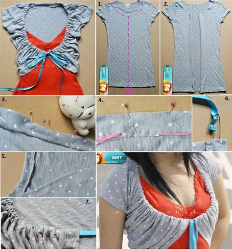 How To Make A T Shirt Out Of Paper - diy make bolero from an t shirt