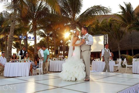 Destination Wedding Riviera Maya Barcelo Maya Palace