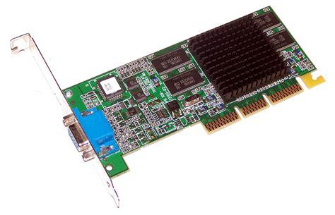 Vga Card Standar dell 1g208 32mb ati rage 128 agp graphics card vga standard profile bracket