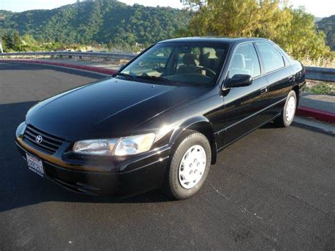 1997 Toyota Camry Mpg 1997 Toyota Camry Le 4dr Sedan In Pinole Ca Clean Machines