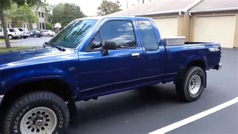 Toyota 22r For Sale 1994 Toyota 22re Ext Cab 4wd Restore Ii