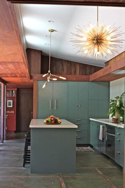 Mid Century Kitchen Ideas 39 Stylish And Atmospheric Mid Century Modern Kitchen Designs Digsdigs