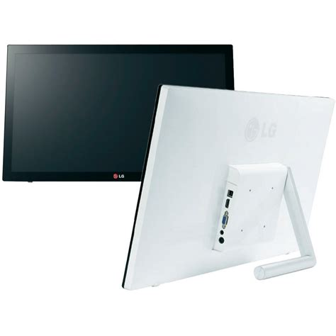 Monitor Lg Touchscreen lg electronics 23et63v w 23 quot touchscreen monitor from conrad
