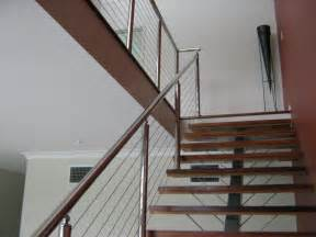 Pool Handrail Installation Modern Design Tension Wire Railing Stair Railing Cable