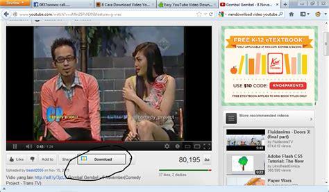 membuka youtube di mozilla cara download video youtube menggunakan mozilla firefox