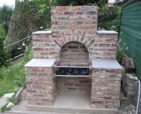 grillplatz selber bauen grillplatz im garten selber mauern new garten ideen