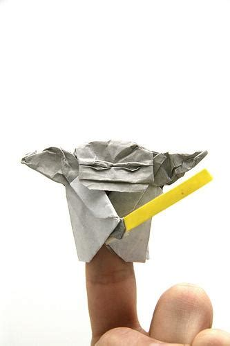 Tom How Do You Fold The Real Cover Yoda Origami Yoda
