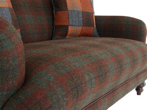 harris tweed sofa sale harris tweed braemar petite sofa lee longlands