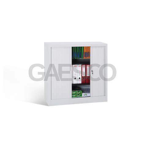 armadi a serrandina armadio a serrandina 1 ripiano cm 120x45x85 nero