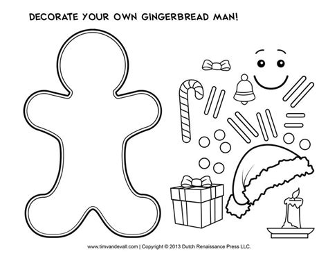gingerbread man printable activities for preschool the 25 best gingerbread man template ideas on pinterest