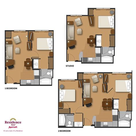 Residence Inn Floor Plan | residence inn 2 bedroom floor plan home plans ideas