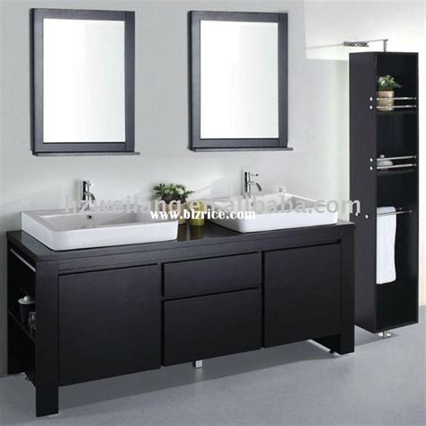 bathrooms with black vanities pinterest the world s catalog of ideas