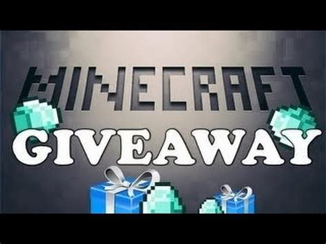 Minecraft Codes Giveaway - minecraft code giveaway open contest youtube