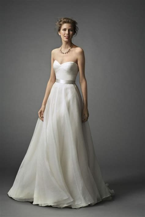 elegant simple wedding dresses   bridaltweet