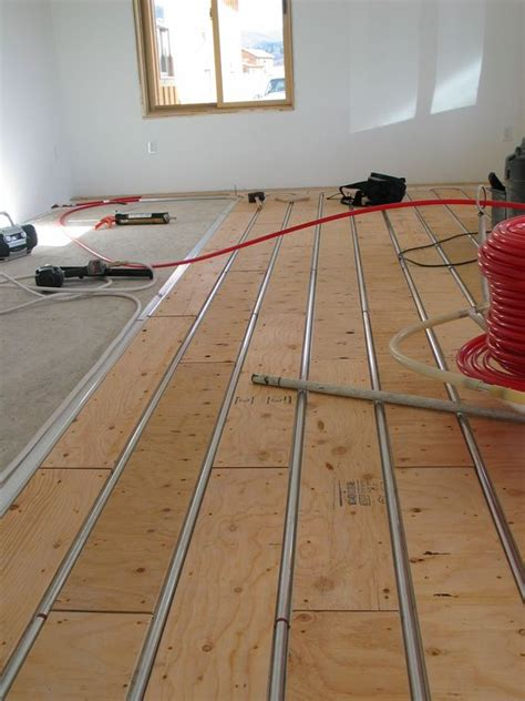 Us Floor Heating by Heat Transfer Free Sles And Heating Systems On