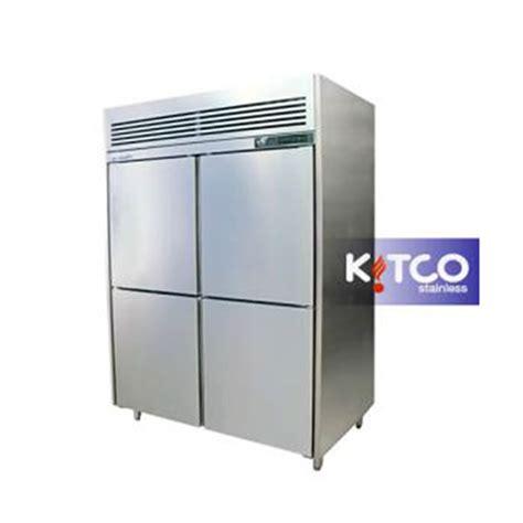 Freezer Transparan jual standing freezer kitco rif 12 75 murah harga