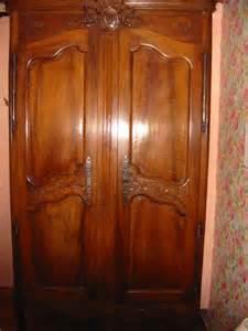 armoire ancienne proven 231 ale noyer fran 231 ais