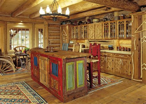 elmwood fine custom cabinetry rustic kitchen other rustic kitchens custom island and chairs bring antique