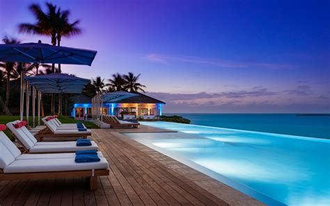 best hotels in the bahamas this one only pool is the bahamas spot