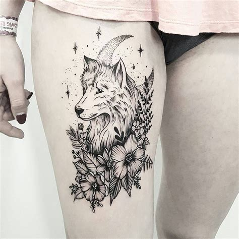 scenic tattoo designs 50 of the most beautiful wolf designs the