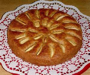 ein kuchen apfel grie 223 kuchen rezept mit bild maharani22