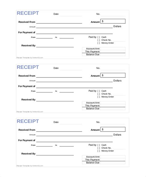 Store Receipt Template 8 Free Word Pdf Document Downloads Free Premium Templates Store Receipt Template