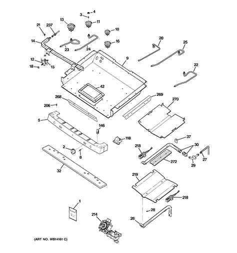 ge xl44 parts diagram diagram of ge gas stove diagram get free image about