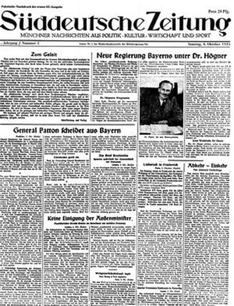 Paul Sethe Deutsche Geschichte Im Letzten Jajrhundert presse 20 jahrhundert historisches lexikon bayerns