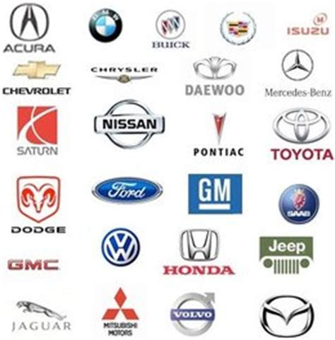 Auto Logo Bersicht by Japanese Car Logos Gallery