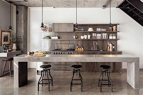 Unfitted Kitchen Furniture petit loft le style selon jhl design