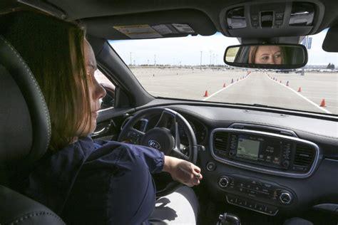 video testing tires   parking lot  woodbine toronto star