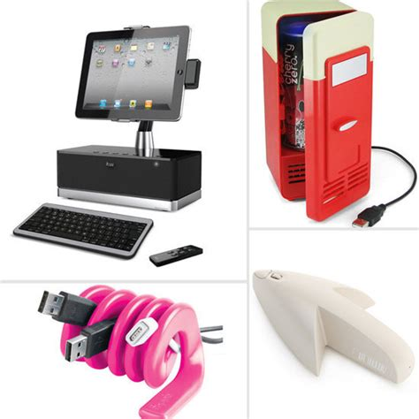 Accessories For A Geek S Desk Popsugar Tech S Desk Accessories