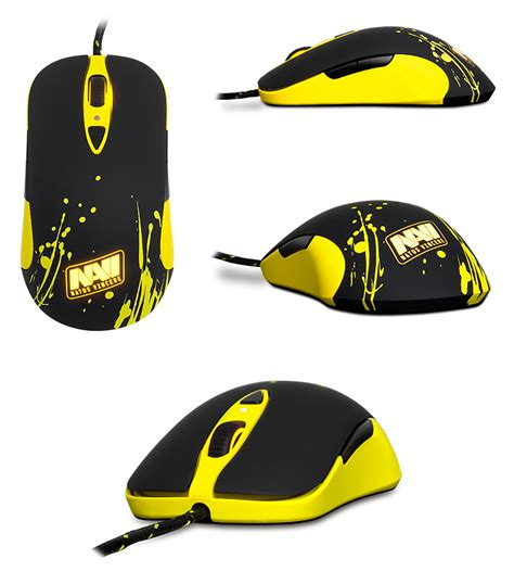 Mouse Navi steelseries sensei navi edition gaming mouse ss 62164 69 00 pc gear