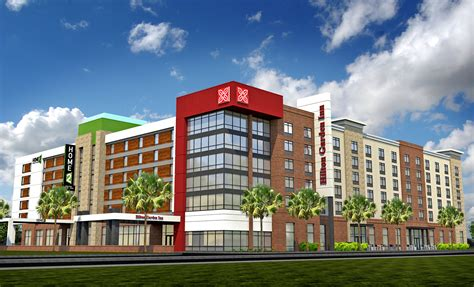 hton inn and suites worldwide brings columbia s c its dual