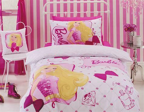 barbie comforter set barbie quilt doona duvet cover set girls barbie doll
